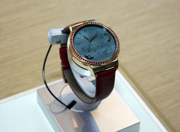 Huawei Watch Topaz