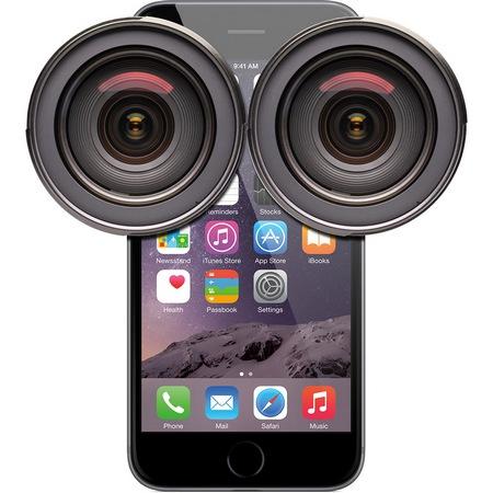 По данным Nomura Securities основным поставщиком сдвоенных камер для смартфона iPhone 7 Plus стала не Sony а LG