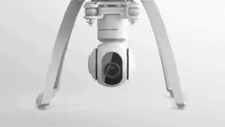 Xiaomi подтвердила наличие поворотной камеры у своего первого дрона