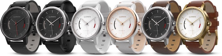 Часы Garmin vivomove стоят от $150