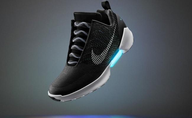 Кроссовки Nike HyperAdapt 1.0 с функцией автоматической шнуровки оценены в $720