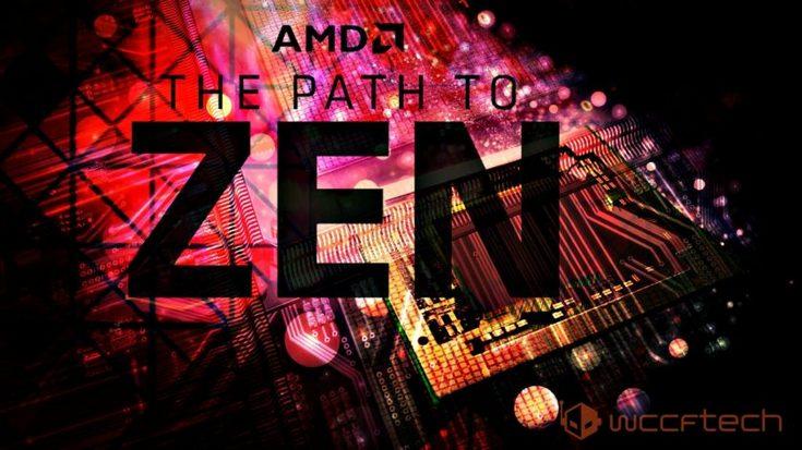 Процессоры AMD Zen стартуют со $150