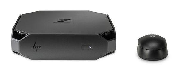 Мини-ПК HP Z2 Mini может оснащаться процессорами Xeon E3-1200v5