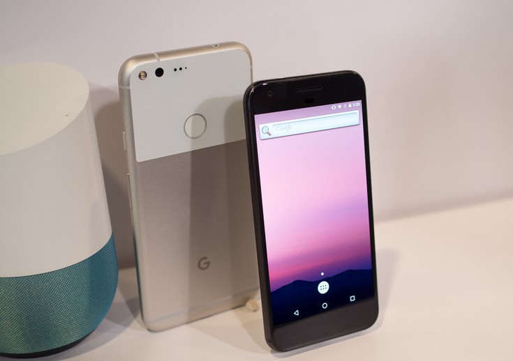 Google Pixel искажает скриншоты отiPhone