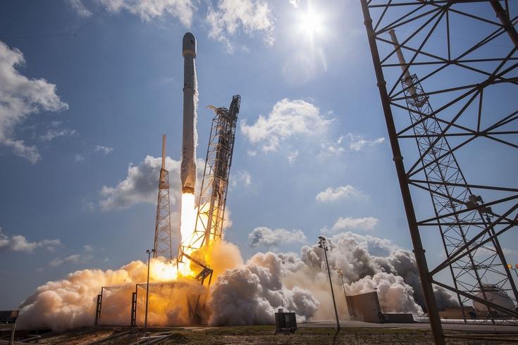 NASA создала спутник для отслеживания водоёмов