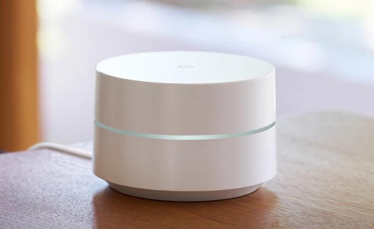 Маршрутизатор Google WiFi уже можно заказать