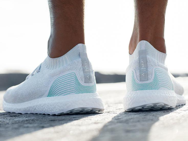 Adidas выпустит 7000 пар кроссовок с3D-печатными деталями изпластиковых отходов