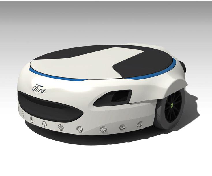Электрокар Carr-E вышел в финал конкурса инновационных разработок