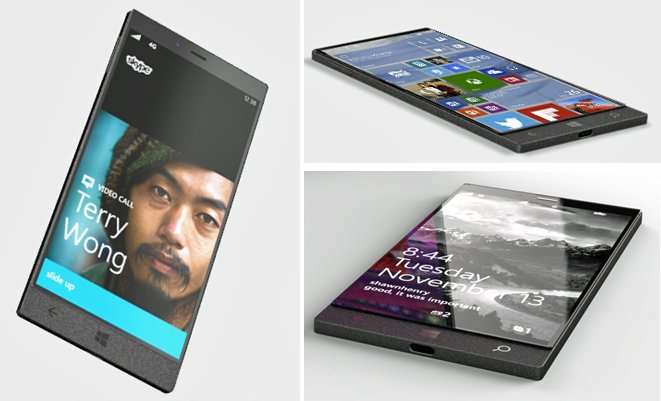 Эван Блэсс опубликовал первые изображения Surface Phone