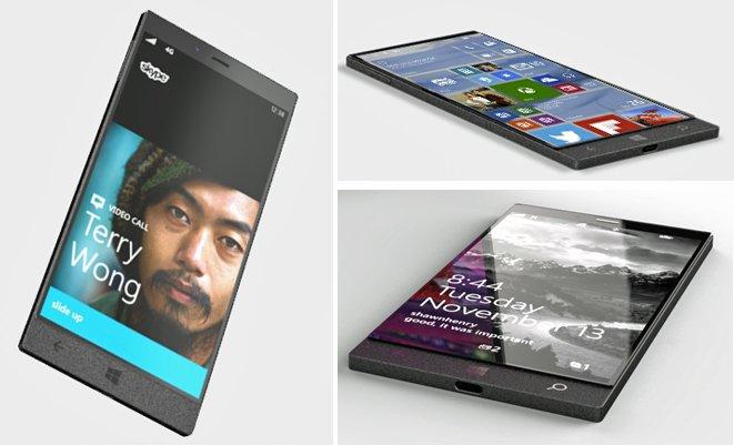 Surface Phone может получить процессор Intel для ноутбуков