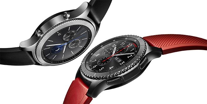 Самсунг начинает продажи «умных» часов Gear S3
