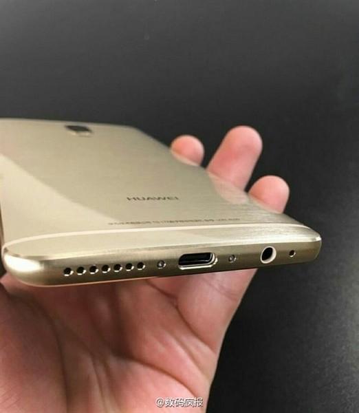 Появились живые фотографии Huawei Mate 9 Pro