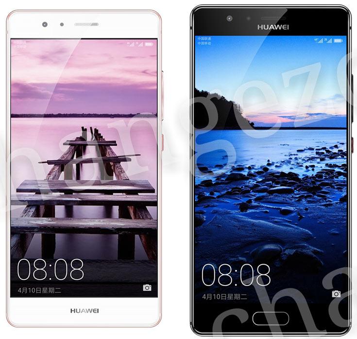 Появились новые изображения смартфона Huawei P10