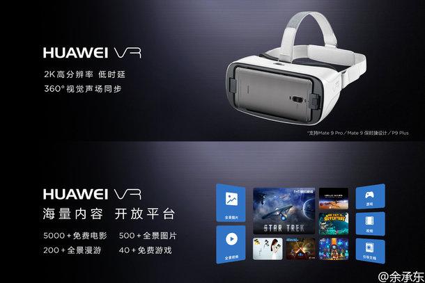 Шлем Huawei VR представлен повторно