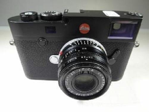 В оснащение Leica M10 входит модуль Wi-Fi