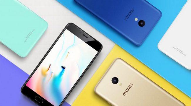 Meizu запускает продажи компактного телефона изстекла
