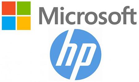 HP и Microsoft работают над новым смартфоном