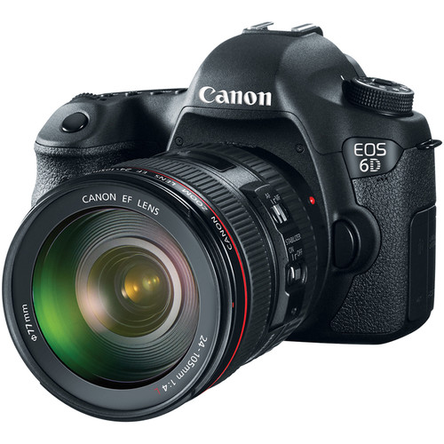 Зеркальная фотокамера Canon EOS 6D готовится ко встрече с преемницей