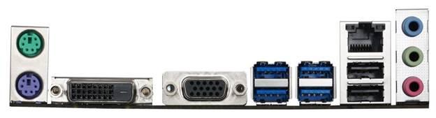 Плата Biostar B1150MD Pro D4 рассчитана на процессоры Intel в исполнении LGA 1151