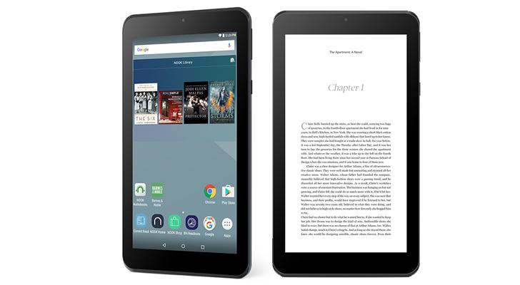 Планшет Barnes & Noble Nook Tablet 7 не является устройством Samsung