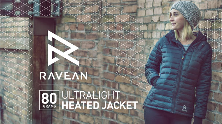 Создатели куртки уже имеют опыт успешных проектов на Kickstarter