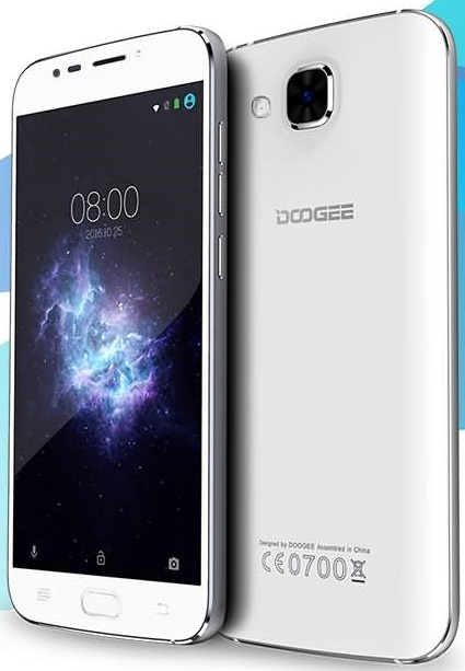 Смартфон Doogee X9 Mini поставляется с прошивкой на базе Android 6.0