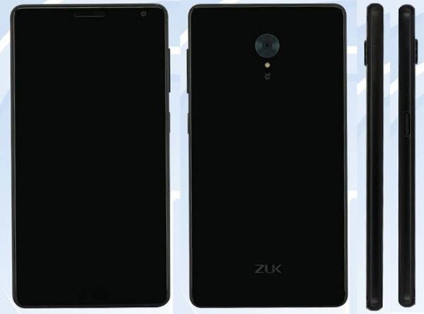 Android-смартфон ZUK Edge получит изогнутый экран иQualcomm Snapdragon 821
