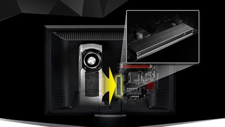 Системная плата ASRock Z170M-PIO2 получила горизонтальный слот PCIe