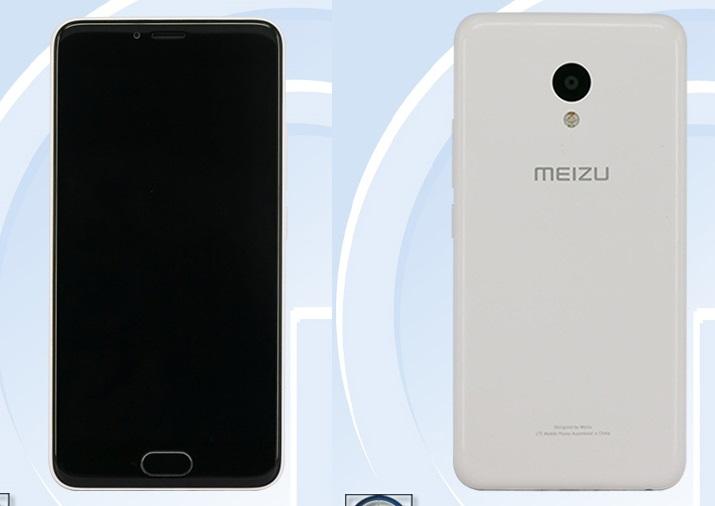 Meizu M5 замечен вTENAA