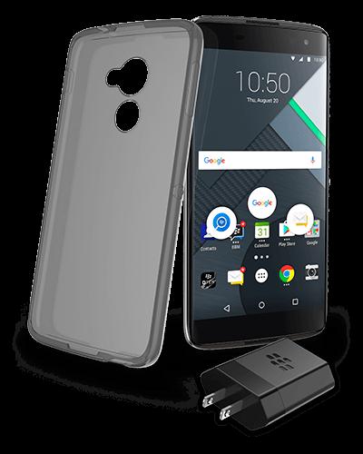 BlackBerry DTEK60: непоследний смартфон компании