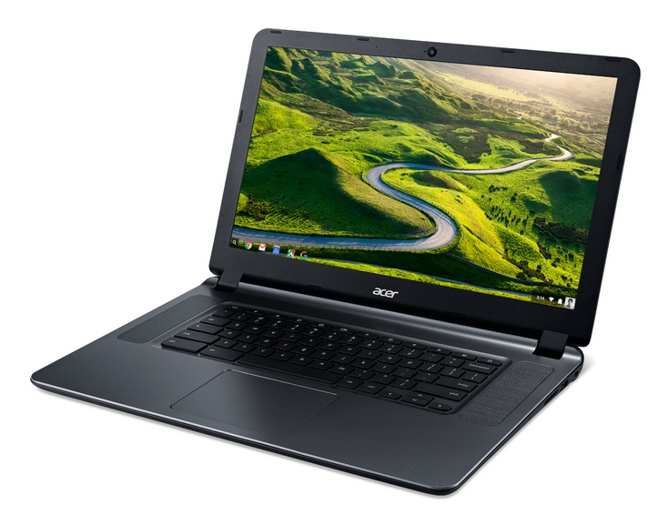 Acer �������� ��������� �� Chromebook 15