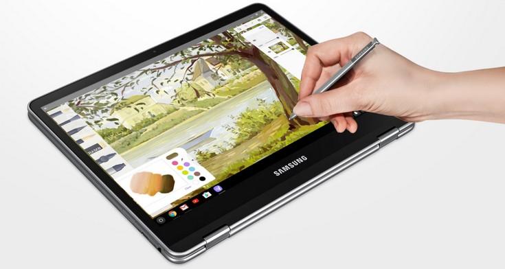 Samsung выпустила беспрецедентный Chromebook