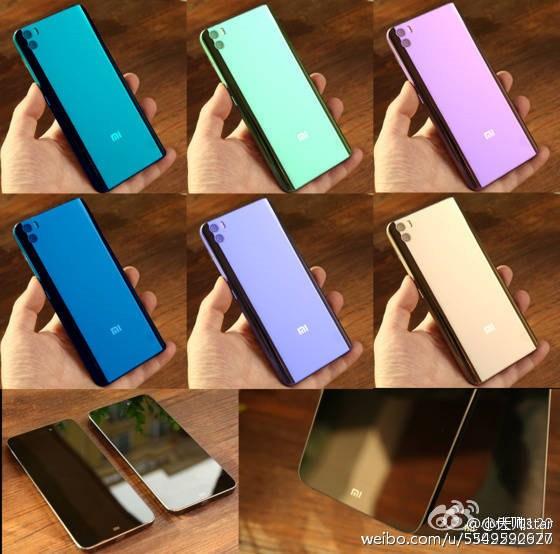 Xiaomi MiNote 2 выйдет всередине осени