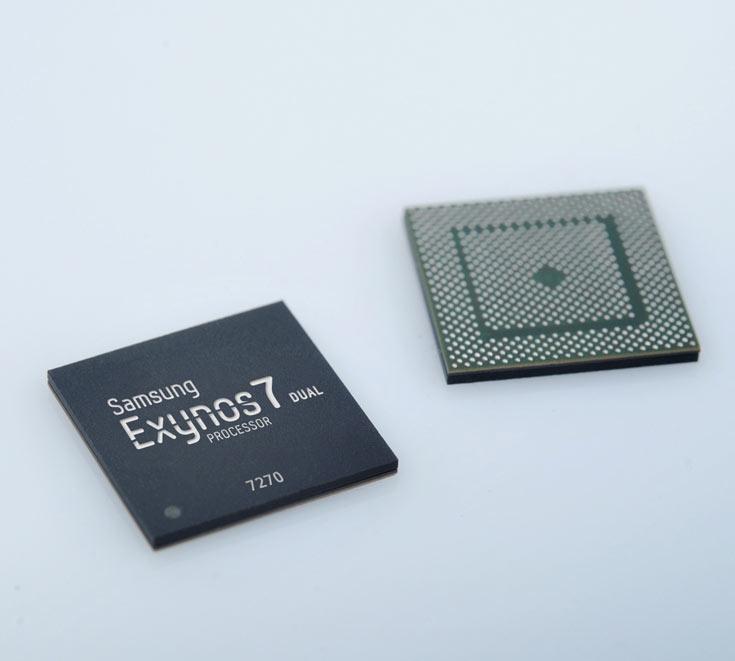 Начат выпуск первых 14-нм чипов для носимой электроники