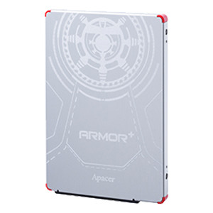 SSD Apacer Armor+ AS682 может базироваться на дизайне SK hunix