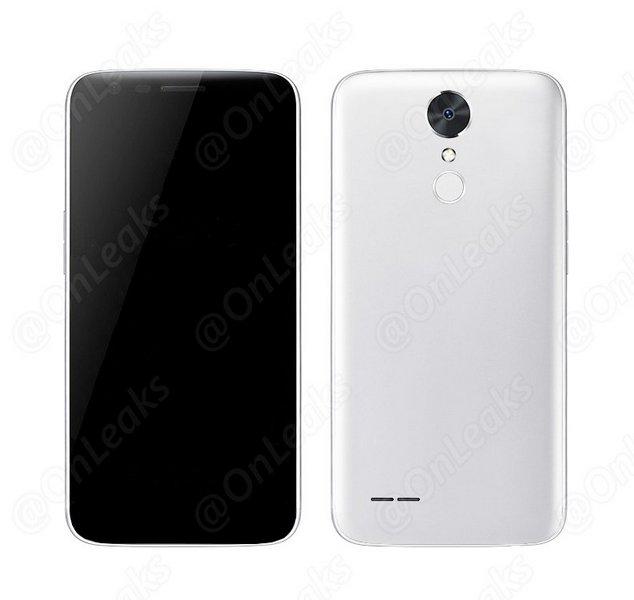 Нафото появился новый смартфон среднего уровняLG LV5