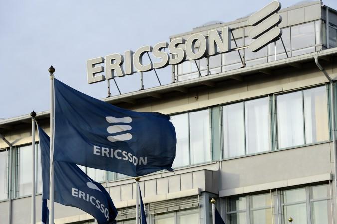 Операционная прибыль Ericsson упала в17 раз