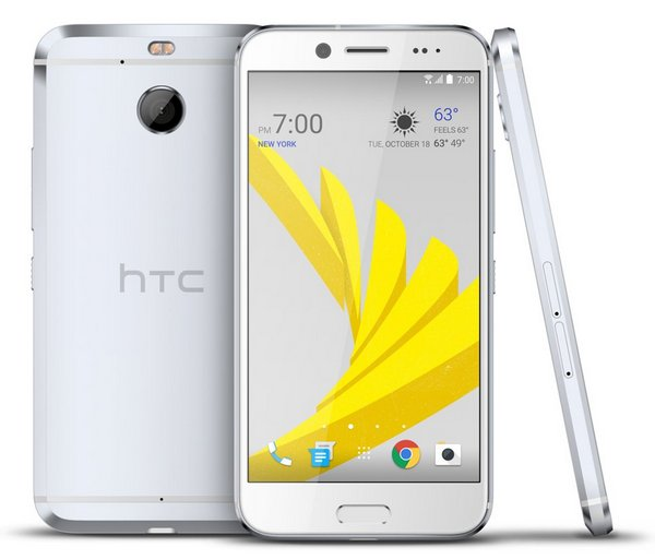 Смартфон HTC Bolt выйдет до конца месяца под названием HTC 10 evo