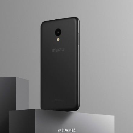 Появились изображения ихарактеристики телефона Meizu M5