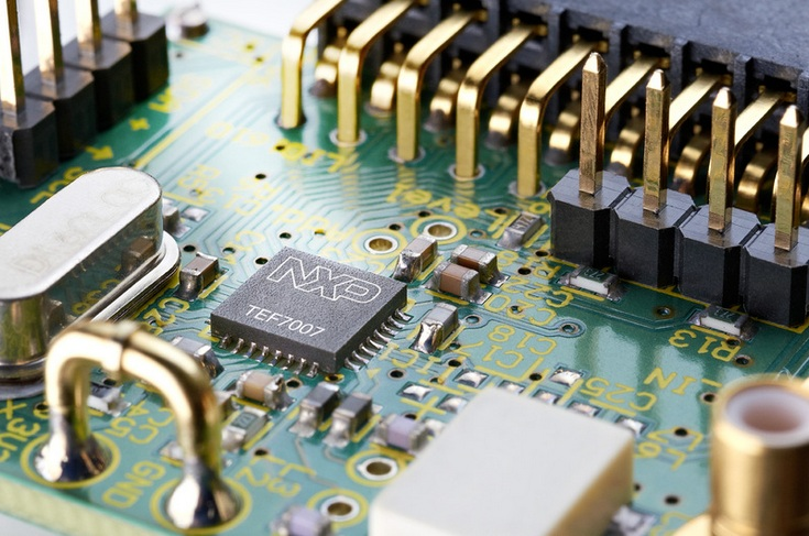 Qualcomm договорилась опокупке NXP Semiconductors