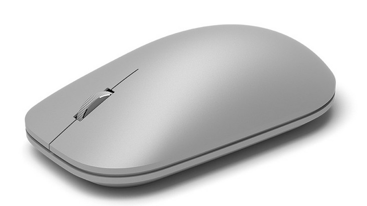 Microsoft представила клавиатуры Surface Keyboard и мышь Surface Mouse