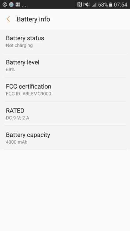 Смартфон Samsung Galaxy C9 получил аккумулятор емкостью 4000 мА·ч