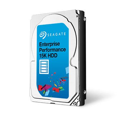 Накопители Seagate Enterprise Performance 15K HDD v6 развивают скорость передачи данных до 315 МБ/с