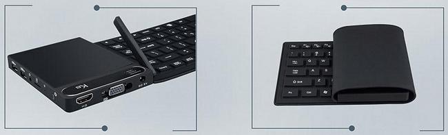 К8 - водонепроницаемая клавиатура со встроенным ПК за $200