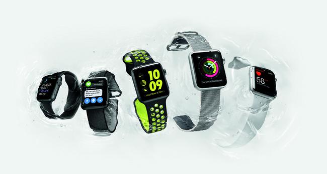 Apple несможет заработать наApple Watch Series 2