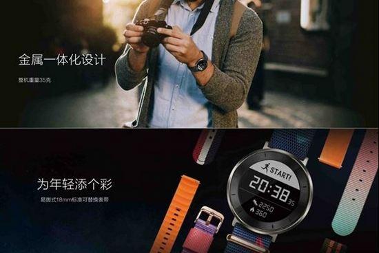 Умные часы Honor Watch S1 представлены официально