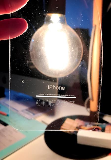 Обнаружена еще одна особенность iPhone 7 в цвете Jet Black