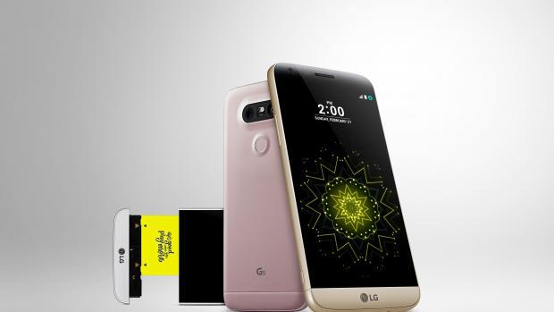 LGоткажется отмодульных телефонов уже вследующем поколении G-серии