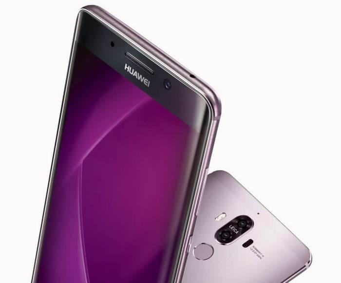 Huawei Mate 9 Pro получит изогнутый Quad HD-дисплей