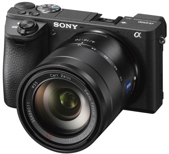 Названа дата анонса камеры, которая сменит модель Sony a6500